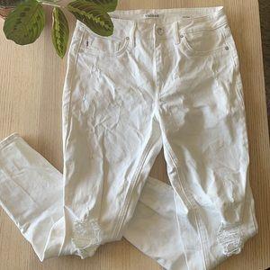 5/30 Vigoss White Jeans